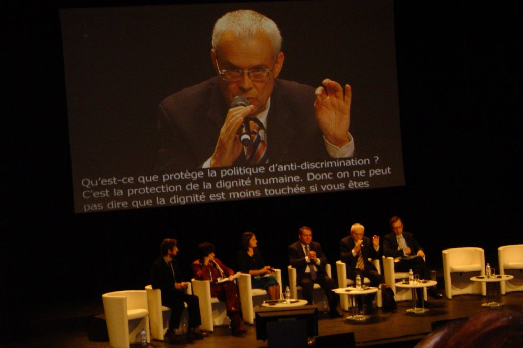Equality Summit v Parizu