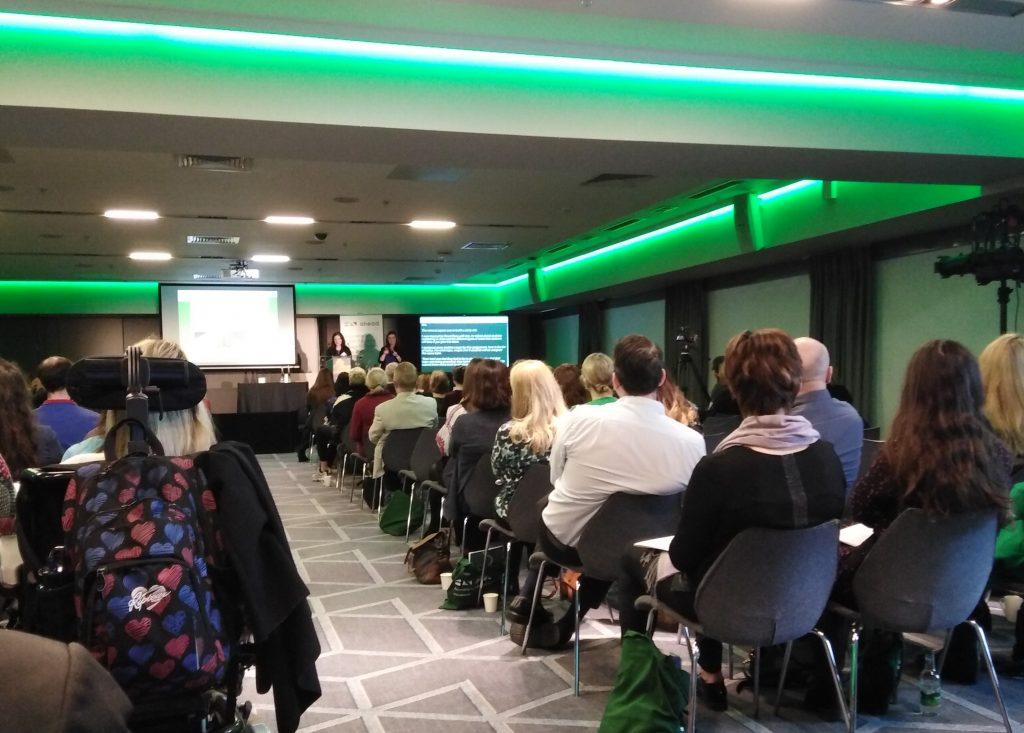 Link konferenca na Irskem 2019