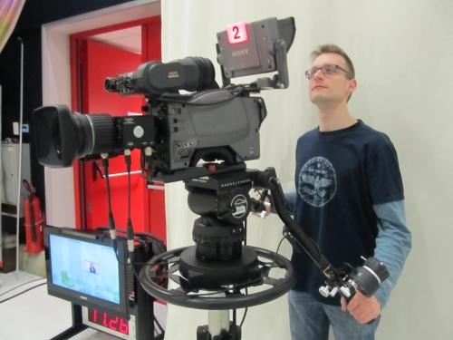 Obisk televizije Maribor