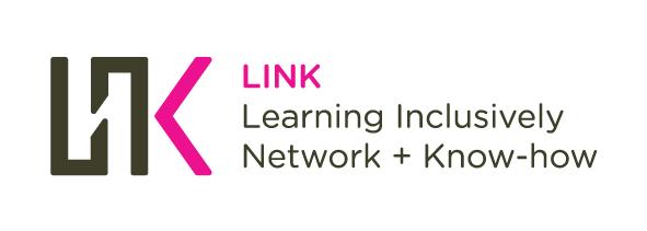 Logotip mreže Link