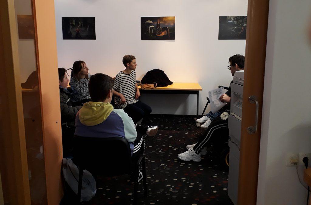 Člani DŠIS so sodelovali na delavnicah o vključujoči modi