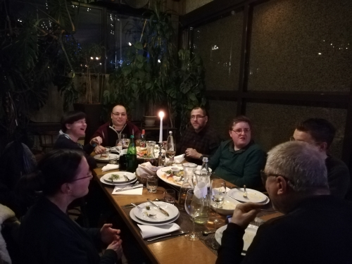Miza mariborskih članov