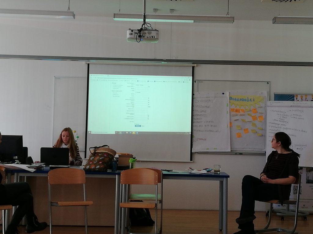 Udeležili smo se usposabljanja o prostovoljstvu v Velenju