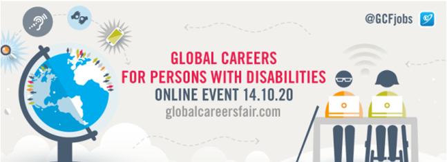 Sodelujte na mednarodnem kariernem sejmu za osebe s posebnimi potrebami