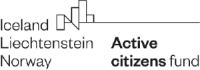Logo Active citizens fund