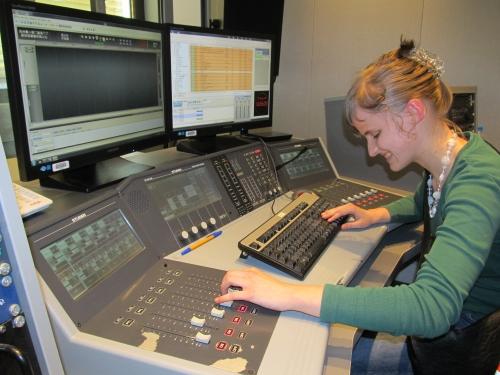 Obisk radia Maribor