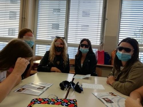 Spoznavanje različnih okvar vida skozi simulacijska očala